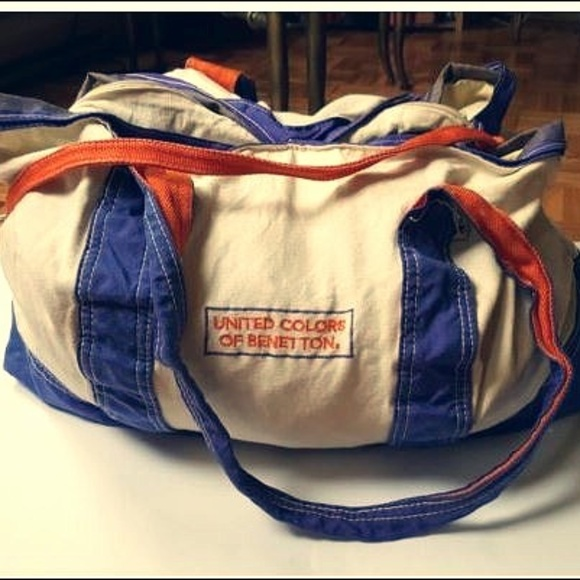 20352305b95 United Colors Of Benetton Bags | Vintage 90s United Color Of ...